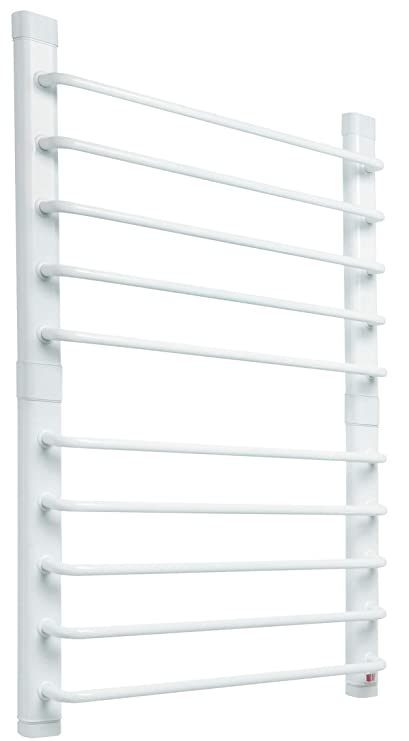 Quigg Radiador-calentador de toallas 3en 1Ropa calentador toallero MD 15351Calefacción 200W