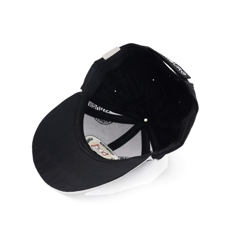 BenKPooaK Men Women Plain Embroidery Baseball Cap 6 Panel Snapback Gorras Fashion Lovers Hats Caps Casquette Visor Cap Black at Amazon Womens Clothing ...