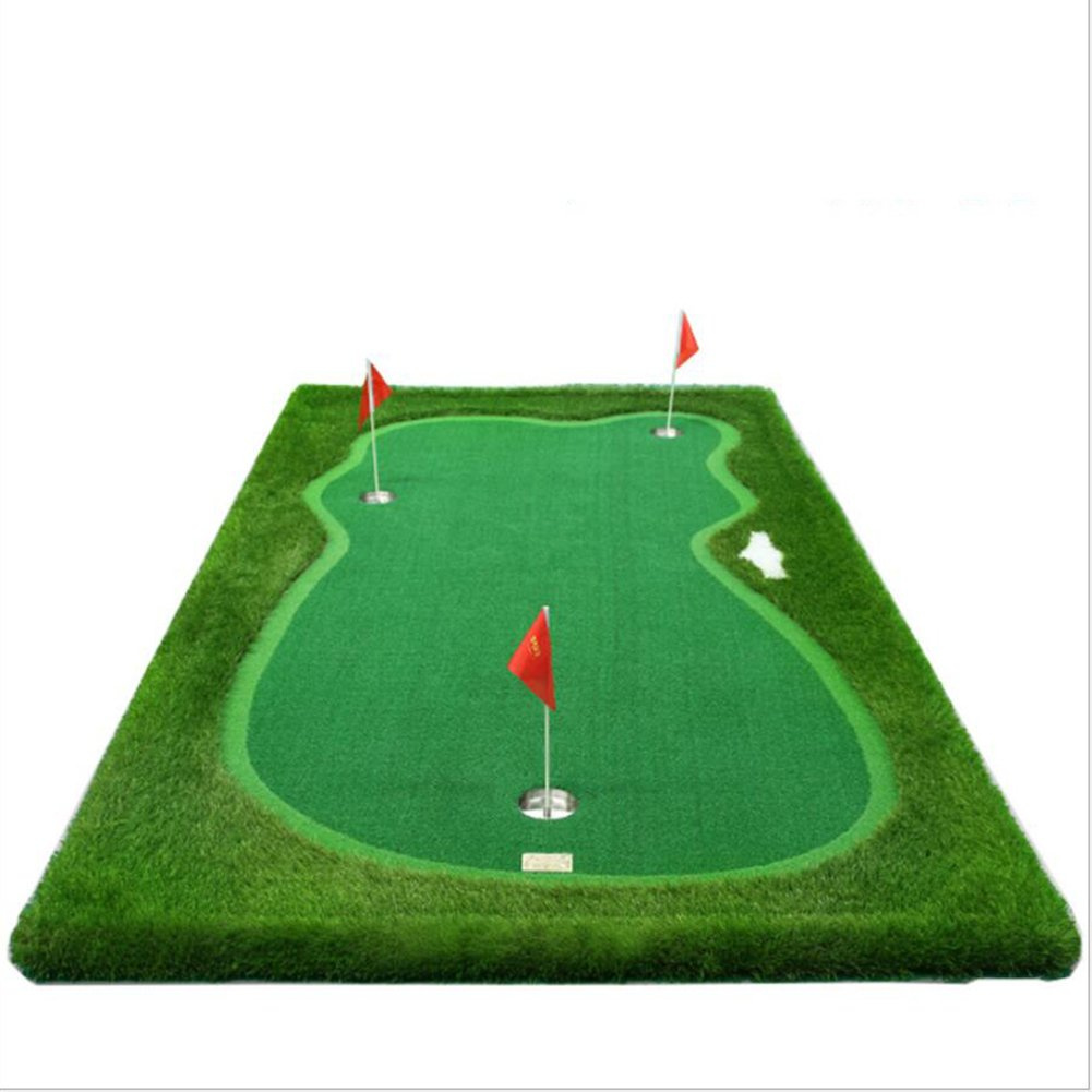 HMX ProEdge Golf Green System Golf Putting Mat---3.28FtX9.84Ft by HMX (Image #1)