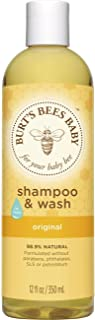 product image for Burt's Bees Baby Shampoo & Wash, Original Tear Free Baby Soap - 12 Ounce Bottle