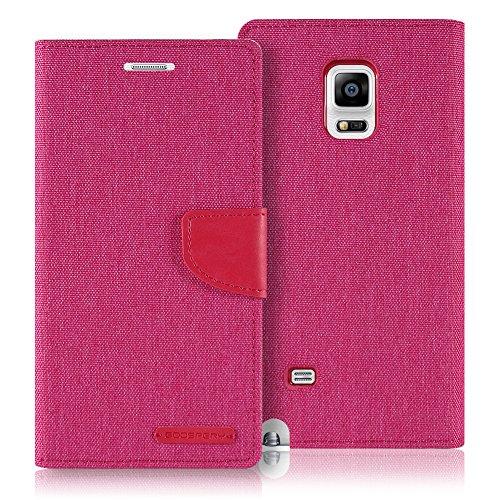 note 4 edge flip wallet - 2