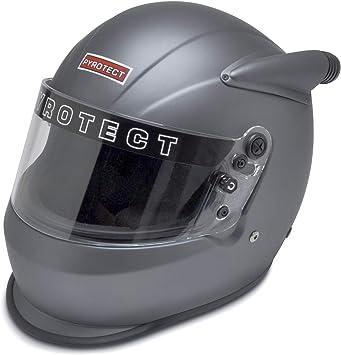 Snell SA-2015 Rated RaceQuip 293116 Gloss White X-Large PRO15 Side Air Model Full Face Helmet
