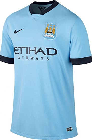 buy online 4a8ab 015f6 Nike Manchester City Home Jersey