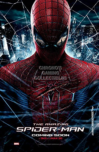 "CGC Huge Poster - Marvel Spiderman 3 Battle Within Movie Poster- MSP010 (24"" x 36"" (61cm x 91.5cm))"