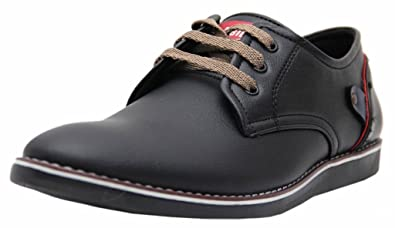 Black Tiger Men s 088 Formal Shoes  Buy Online at Low Prices in India -  Amazon.in 6fac19309