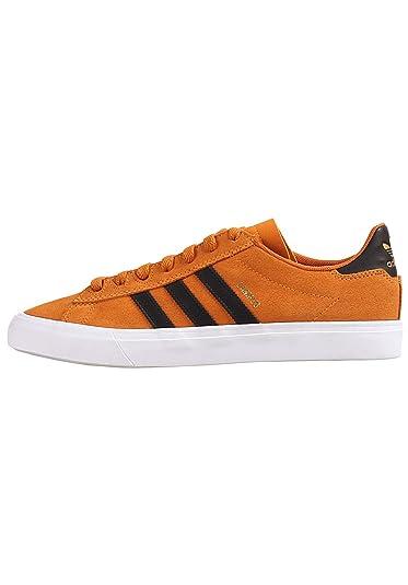adidas Skateboarding Campus VULC II Sneaker Für Herren Orange