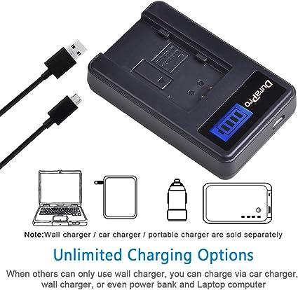 AKKU Ladegerät MICRO USB für JVC Everio GZ-E10 GZ-E10SEU