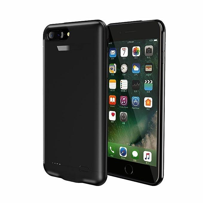 3 opinioni per Batteria Cover iPhone 7/ iPhone 8, 3000mAh Custodia con Batteria Esterna per