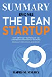 Summary | The Lean Startup: By Eric Ries - How Today's Entrepreneurs Use Continuous Innovation to Create Radically Successful Businesses (The Lean ... Paperback,Summary, Audiobook, Hardcover)