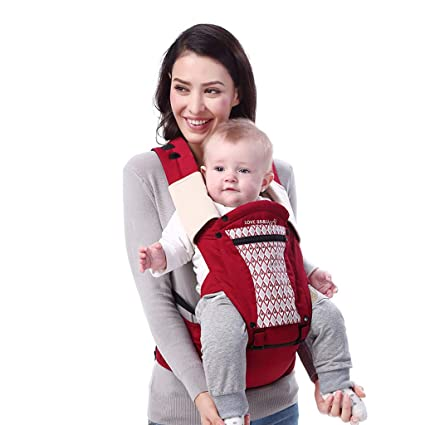 Amazon Com Yunfeiliu Baby Carrie Baby Wrap Carriers Front And Back