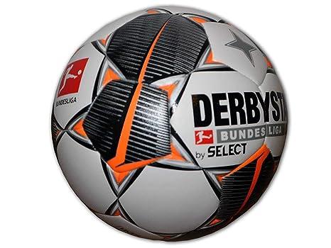 Derbystar Fussball Bundesliga Hyper Tt 2019 2 Weiss 5