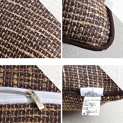 QZz Colchones de Almohada de Almohada de Almohada de Almohada de Almohada de Almohada de Almohada de Almohada (Color : A): Amazon.es: Hogar