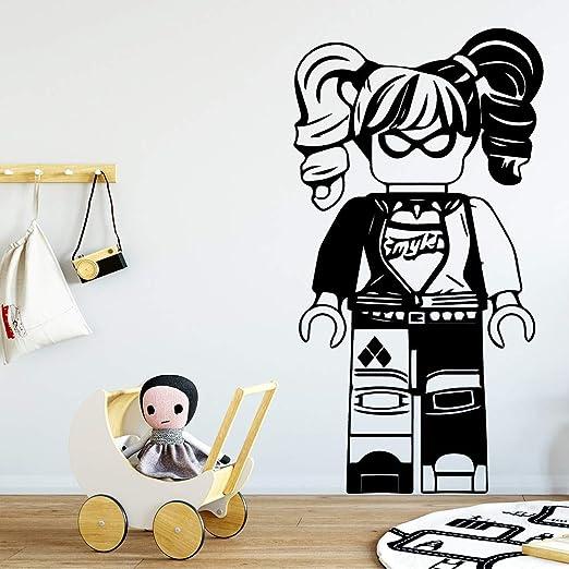 Colorido Robot Vinilo Etiqueta de la Pared decoración del hogar ...