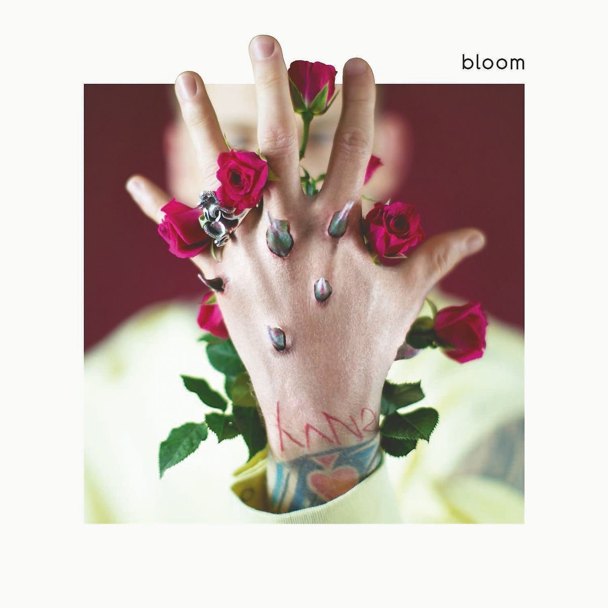 CD : Machine Gun Kelly - Bloom [Explicit Content]