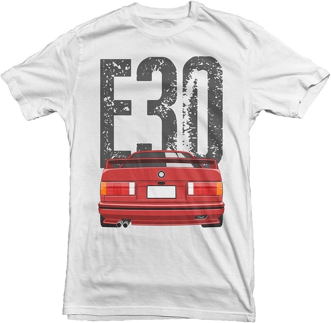 glstkrrn E30 T-Shirt