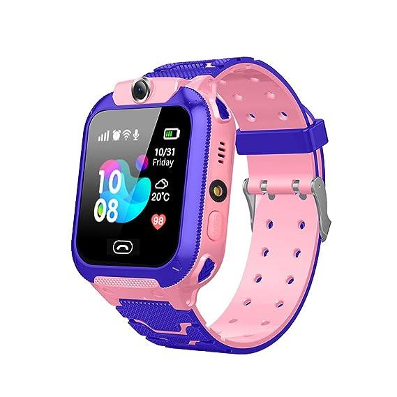 Aivtalk - Reloj para Niños Niñas Reloj Inteligente Teléfono con ...