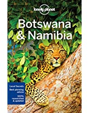Lonely Planet Botswana & Namibia 4 4th Ed.: 4th Edition