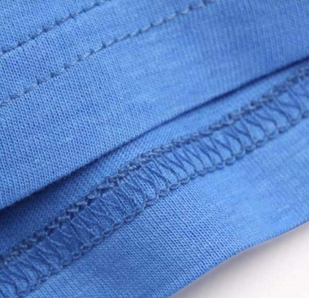 DADAO Pantalons Boxeur Hommes Coton Culottes d'âge Moyen en