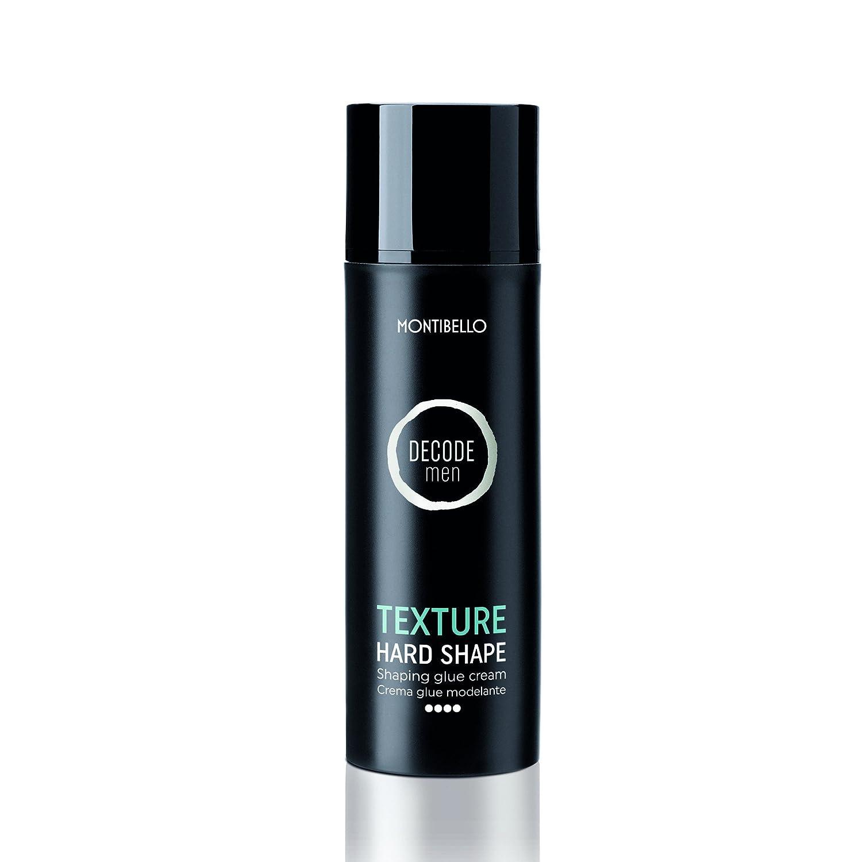 Montibel-Lo Decode Texture Hard Shape, Crema Modelante Cabello, 150 ml