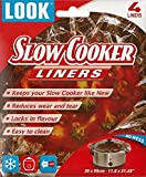 Look Slow Cooker Liners 55 x 30cm - Pack of 4 liners