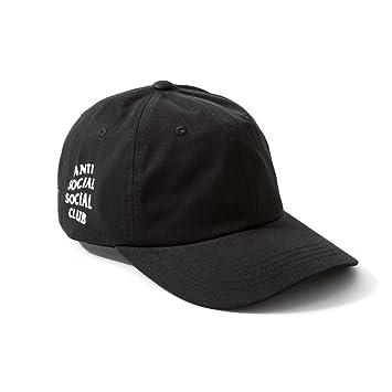 db797e3f0a9f7 BRAND NEW RARE Anti Social Social Club 6 panel Get Weird cap Pink Hat -  Travis Scotts caps hats for men women