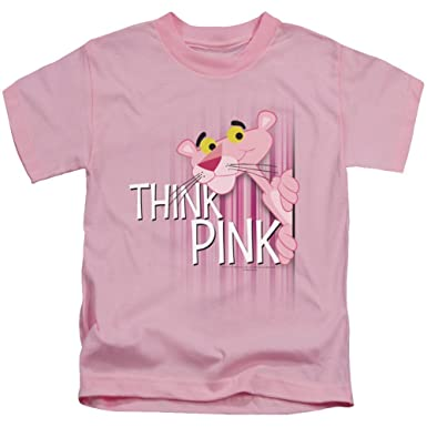 078bc399 Amazon.com: Mgm Boys' Pink Panther Childrens T-shirt Pink: Clothing