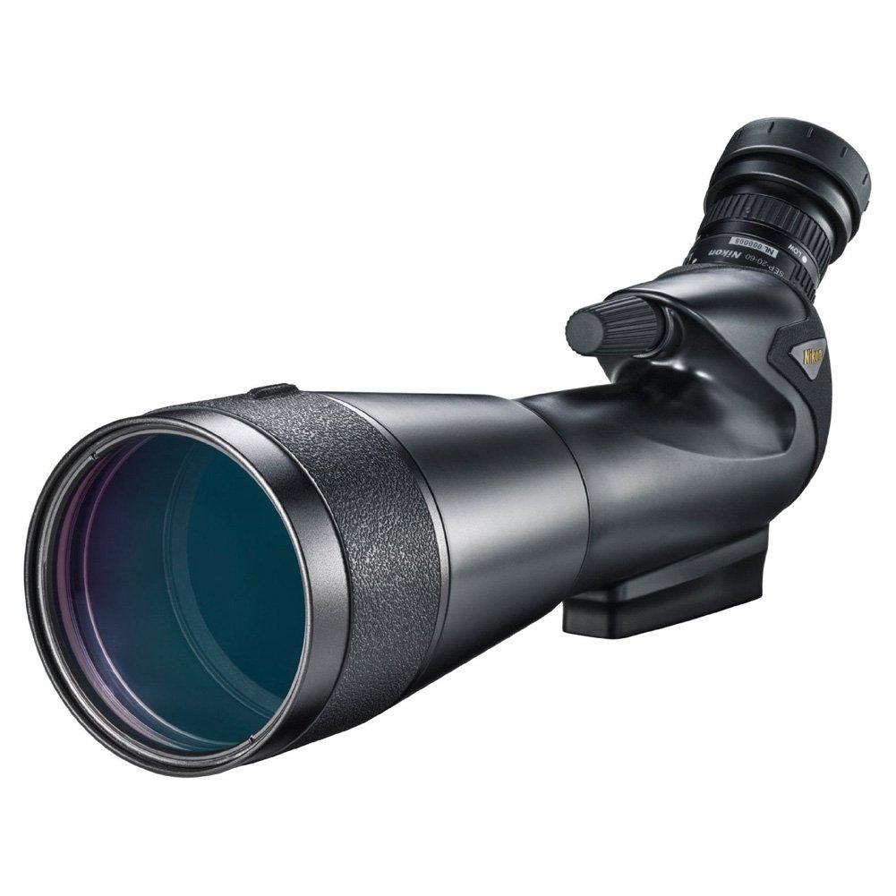 Nikon Prostaff 5 Proscope 82mm Angled Body with 20-60x Zoom, Black