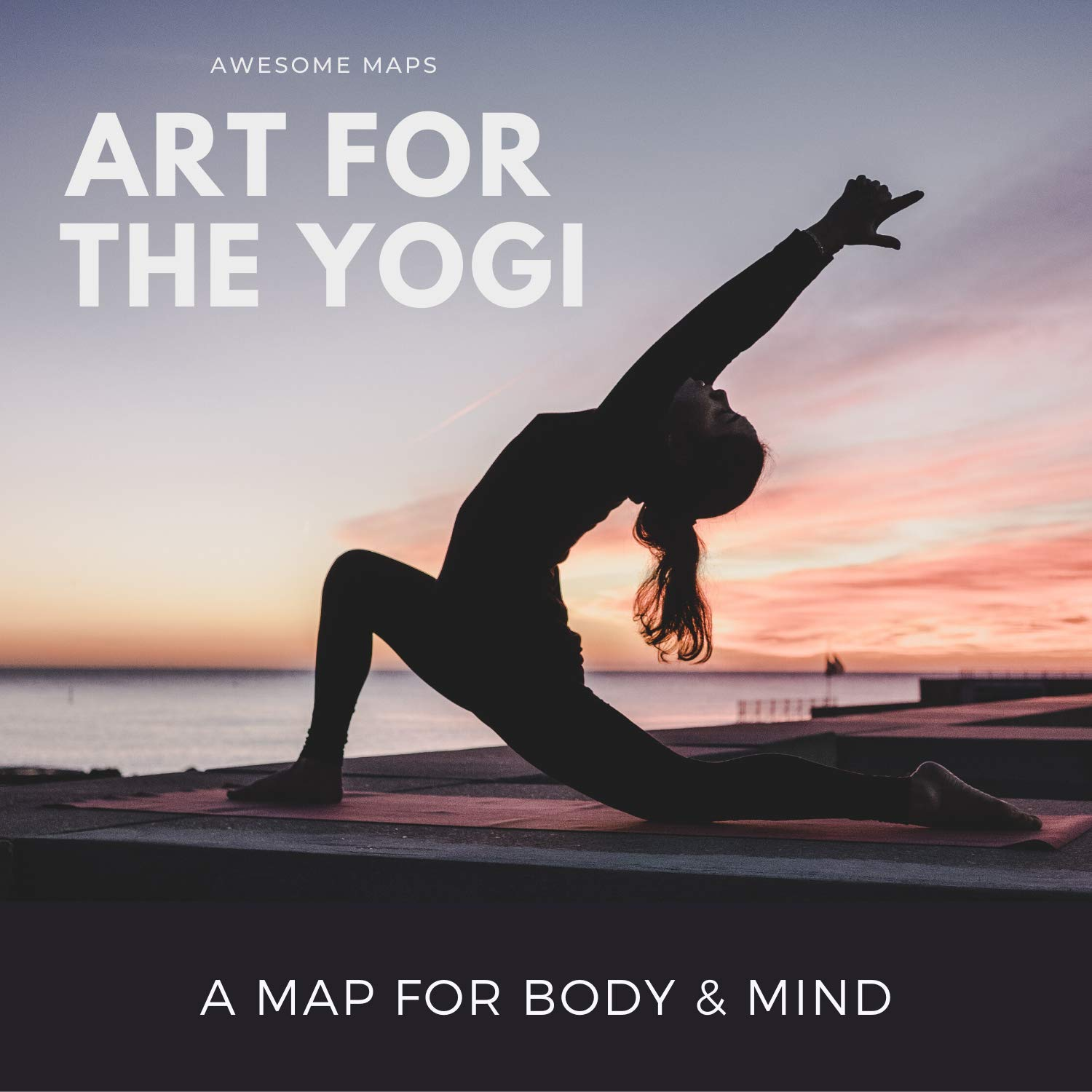 Awesome Maps MAPA YOGA - WORLDMAP ilustrado: Amazon.es ...