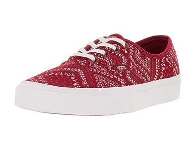 Unisex Authentic (Ditsy Bandana) Skate Shoe