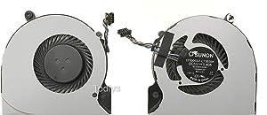 Todiys CPU Cooling Fan for HP elitebook Folio 9470 9470M 9480M Series 702859-001 6033B0030901 6033B0030902 EF50050V1-C100-S9A KSB0605HCA05