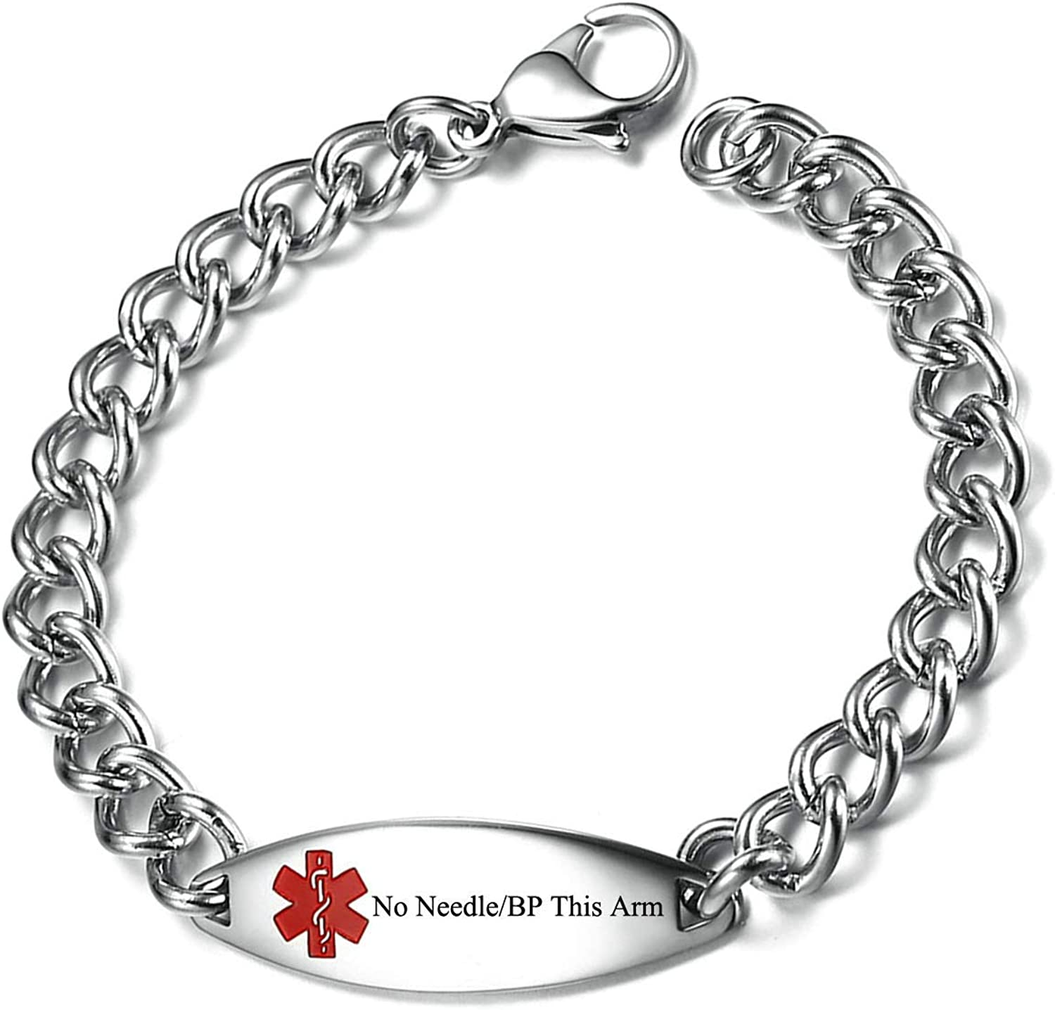 MoAndy Chain Bracelet With...