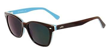 54162f0a76 Aloha Eyewear Tek Spex 1010 Unisex Digital Progressive Bifocal NO LINE  Reader Sunglasses (Brown