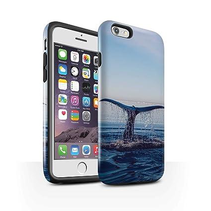 Stuff4® - Carcasa para teléfono móvil, diseño de Sea Life Dolphins ...