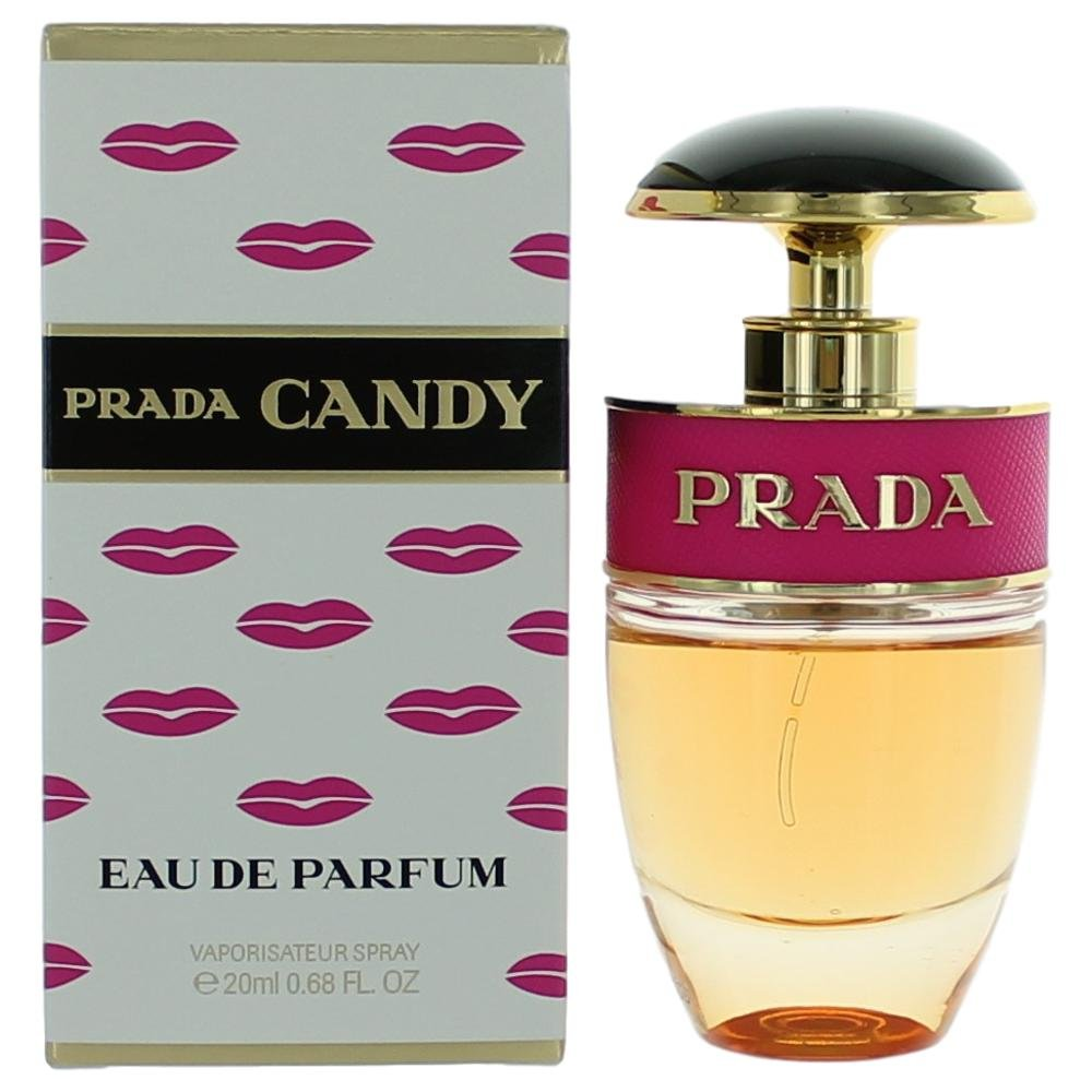 57cc46f18a Buy Prada Candy Kiss Eau De Parfum Spray 20ml/0.68oz Online at Low Prices  in India - Amazon.in