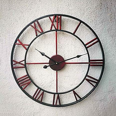 retro da casa orologio
