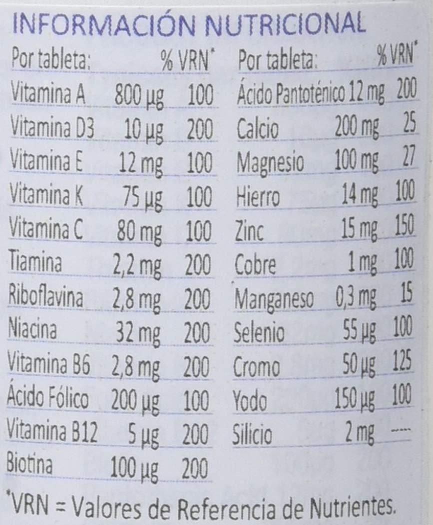 Lamberts A-Z Multi - 60 tabletas: Amazon.es: Salud y cuidado ...
