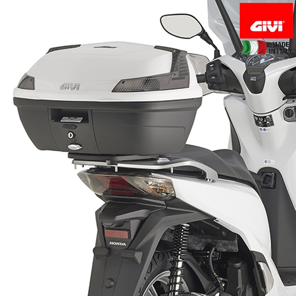 Givi SR1155  Topcase Monolock Case Rear Rack  –   Black, 40