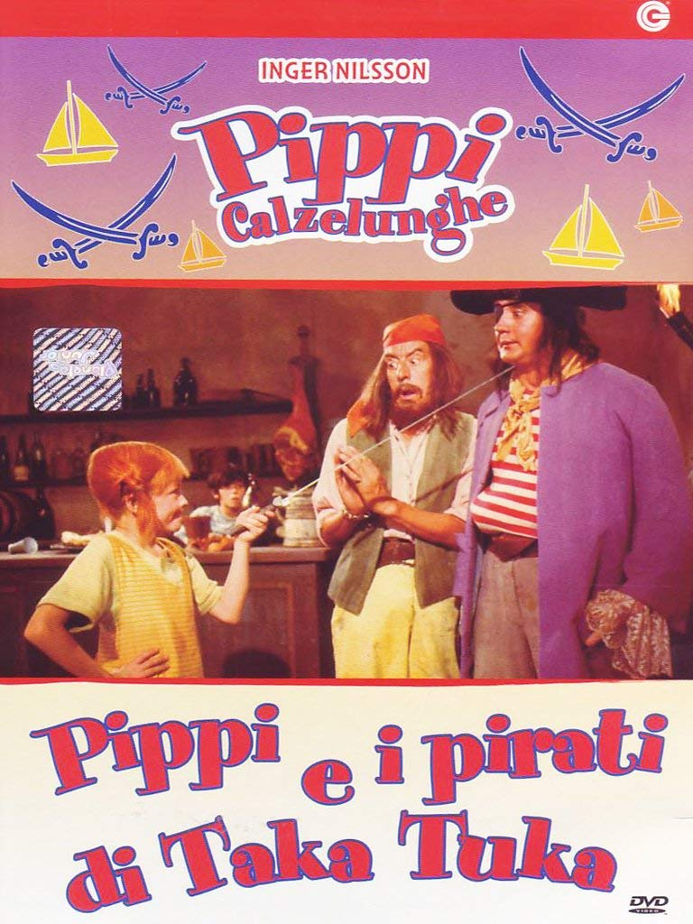 Amazon Com Pippi Calzelunghe E I Pirati Di Taka Tuka Italian Edition Inger Nilsson Par Sundberg Olle Hellbom Movies Tv