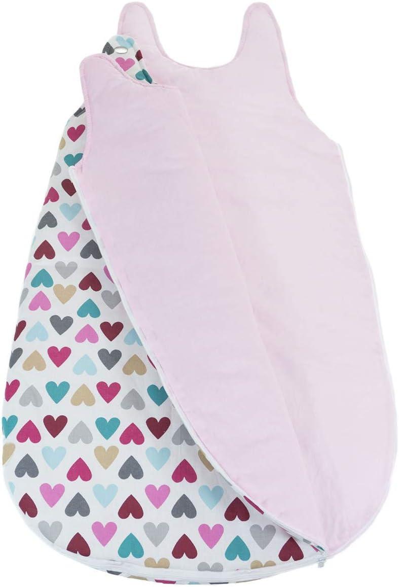 Universelle sac de couchage b/éb/é Confortable Protection Gigoteuse 75x45x3 cm Cygnes 071