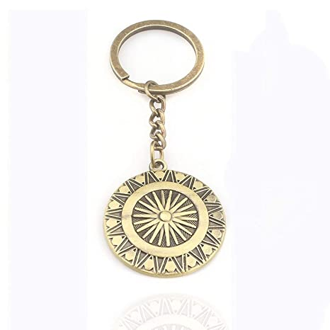Mct12 - Hot Movie Wonder Woman Keychains Key Chain Vintage ...