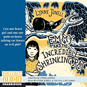 Emmy and the Incredible Shrinking Rat Audiobook
