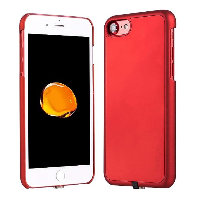 Magnético Carga Cargador inalámbrico Qi Receptor para iPhone ...