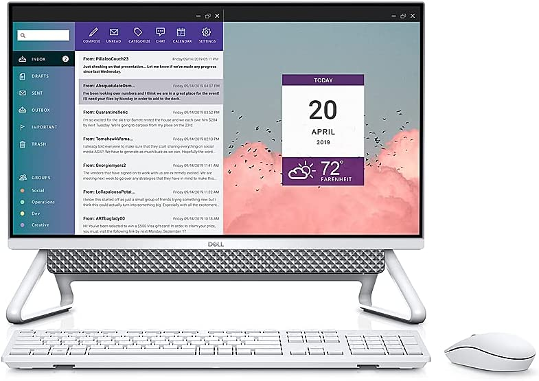 Dell Inspiron 24