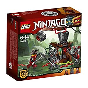 LEGO Ninjago - Ataque de los Vermilliones (70621)