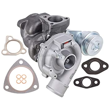 Stigan K04 Upgrade Turbo Kit With Turbocharger Gaskets For Audi A4 & VW Passat - BuyAutoParts