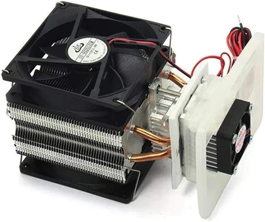 Accessories LDTR-DM16 12V 6A DIY Electronic Semiconductor Refrigerator Radiator Cooling Equipment