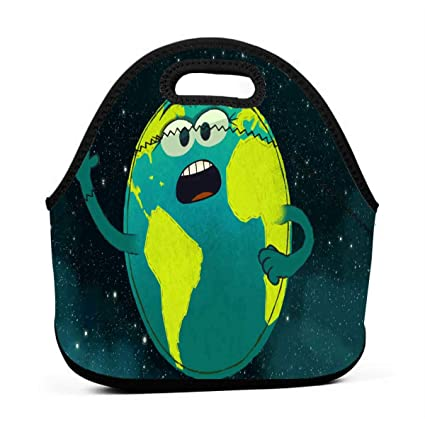 Amazon com: Portable Lunch Bag Tote Solar System Song
