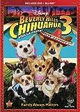 Beverly Hills Chihuahua 3 [Blu-ray + DVD]