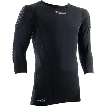 Precision GK Torwart Gepolsterte Base Layer Shirt: