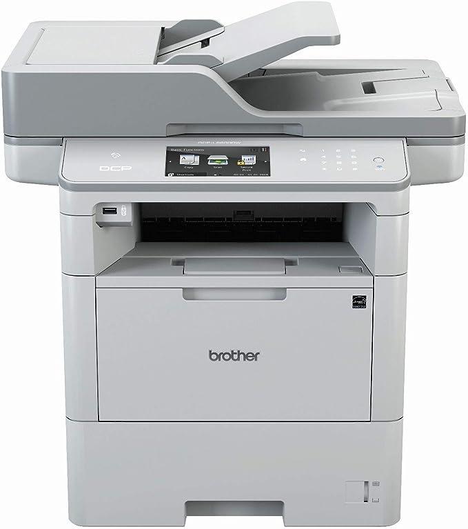Brother Dcp L6600dw A4 Mono Laserdrucker Computer Zubehör